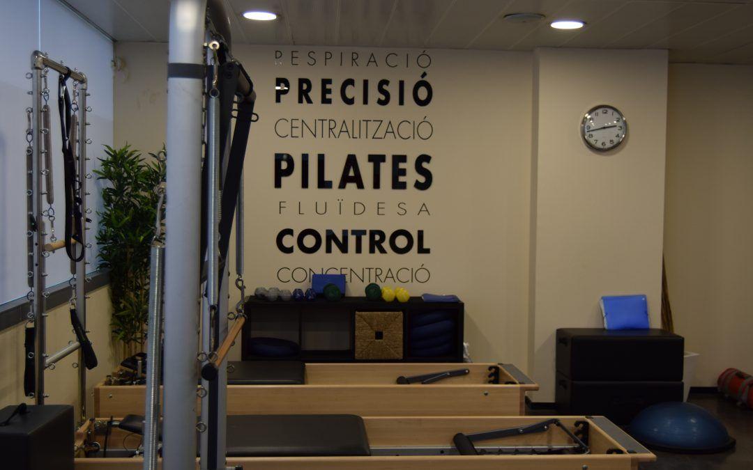 Nou Estudi Pilates per a grups reduïts