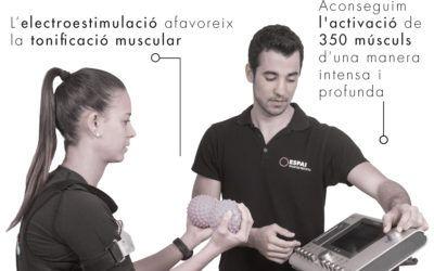 L'efectivitat de l'electroestimulació en la tonificació muscular