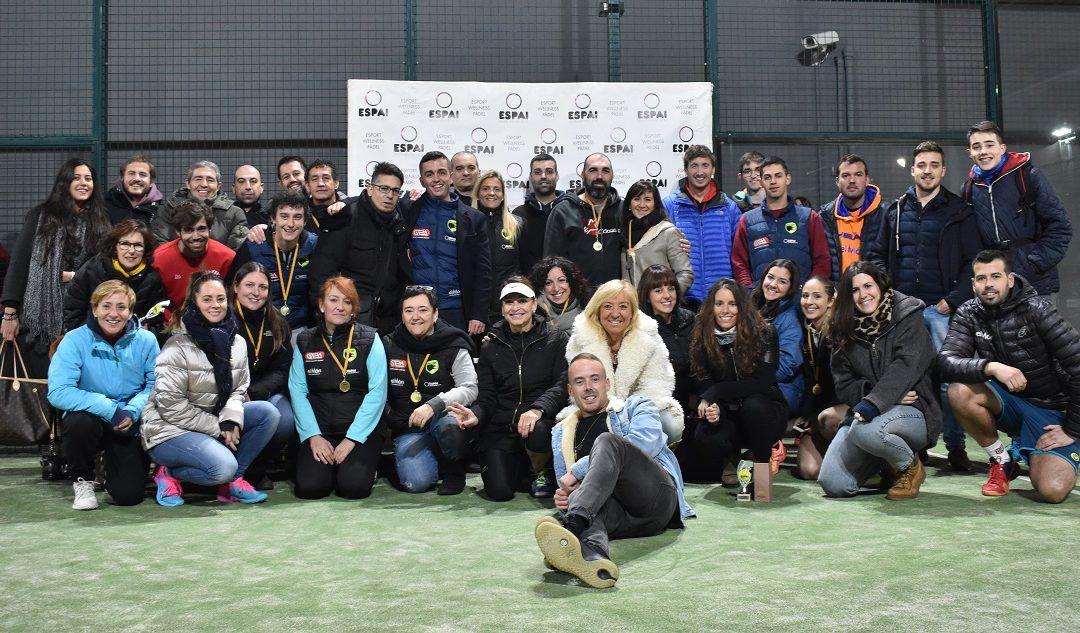 Tots els guanyadors i totes les fotos del Torneig Grupo Expert Habitat