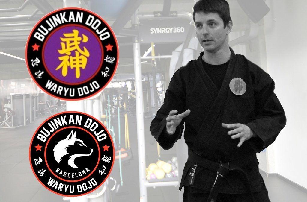 Defensa personal femenina i Arts marcials japoneses a l'Espai!