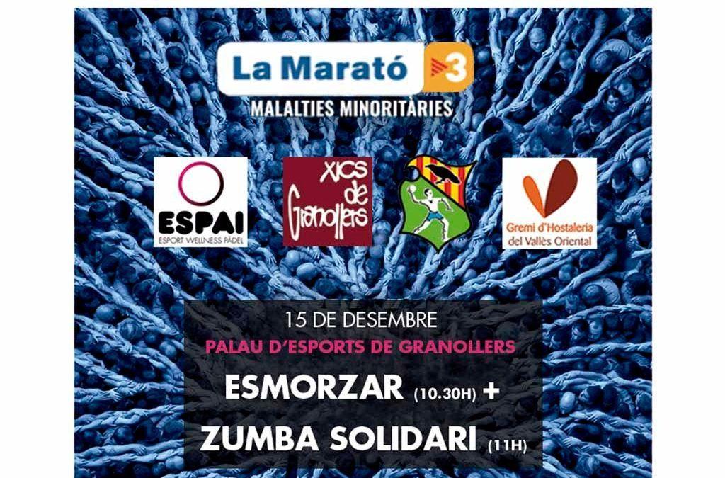 Esmorzar + Zumba Solidari amb la Laura Navajas i el Yoyo