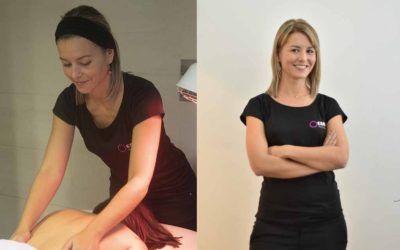 Nou servei de massatge terapèutic amb l'Ester