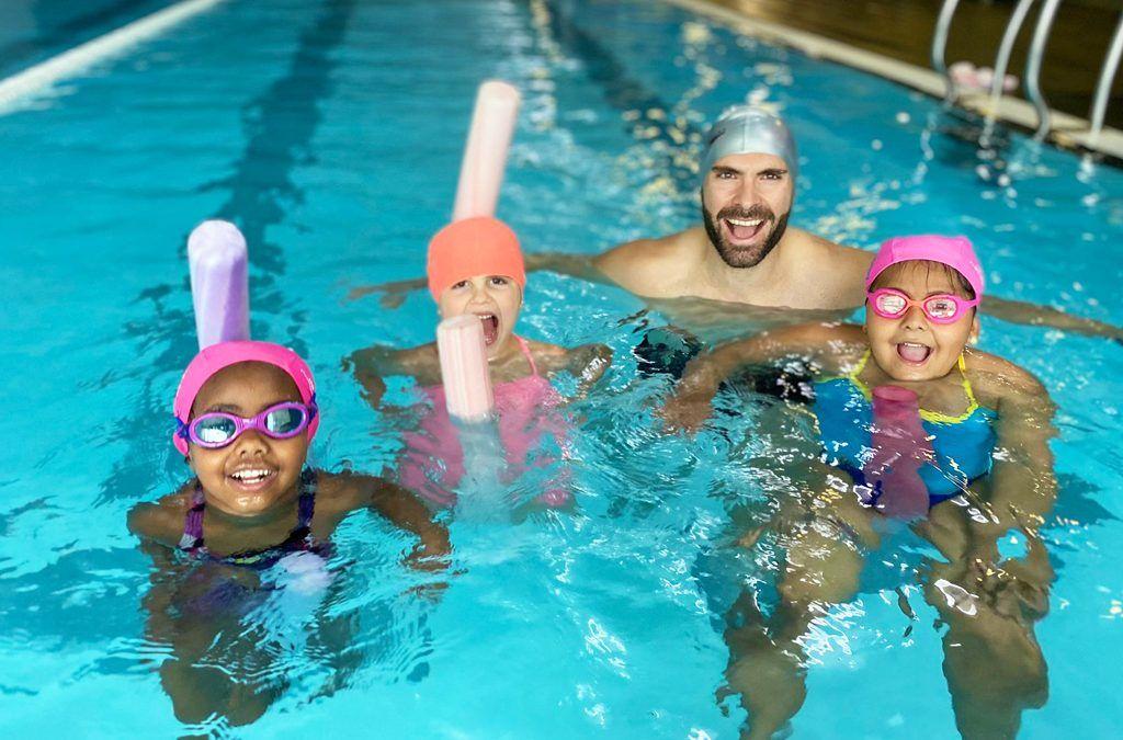 Cursets intensius de natació durant el mes de juliol