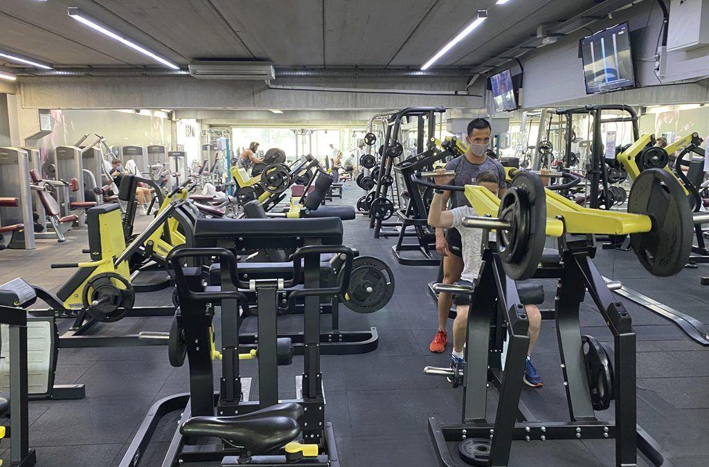 La importància de l'entrenament de força