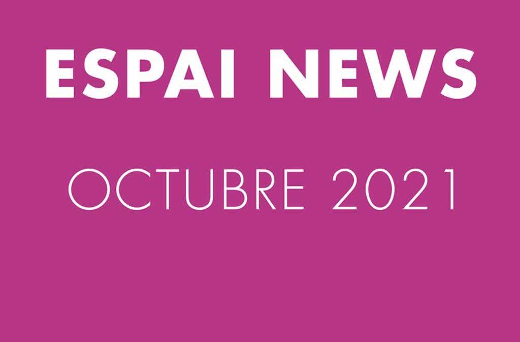 Espai News, octubre 2021