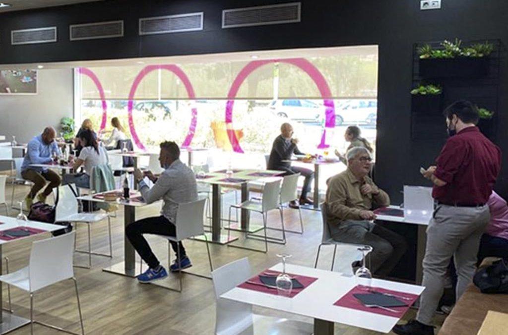Ampliem l'horari del restaurant – cafeteria